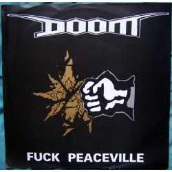 DOOM - Fuck Peaceville LP