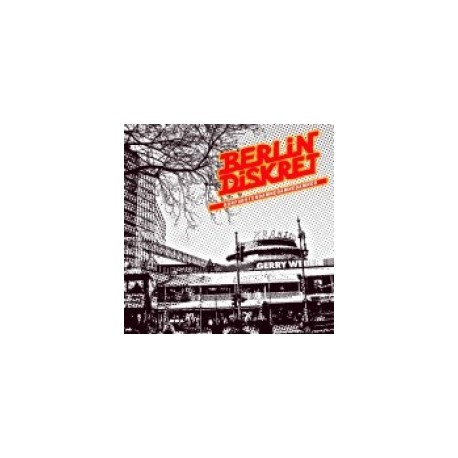 BERLIN DISKRET - Kurfürstendamned damned damned LP