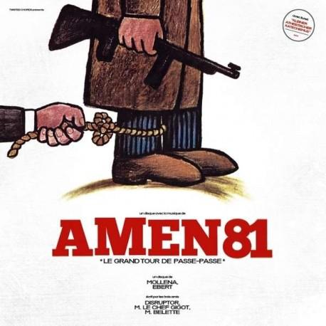 AMEN81 - Le Grand Tour de Passe-Passe LP