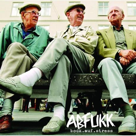 ABFUKK- Bock auf Stress LP