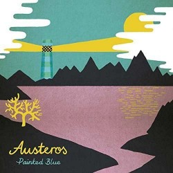 AUSTEROS - Painted Blue LP