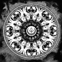 SANGHARSHA / BLANK - Split LP