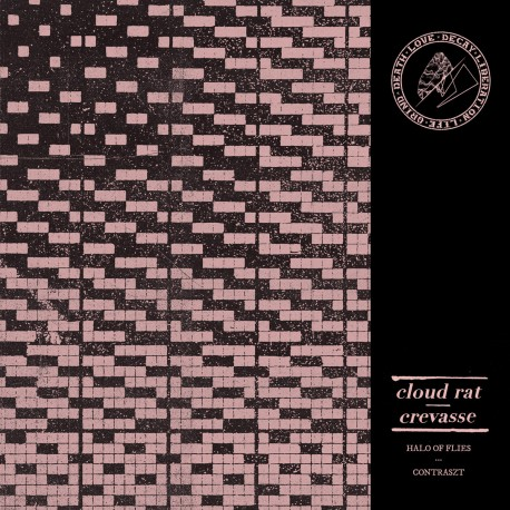 CLOUD RAT / CREVASSE - Split 7''
