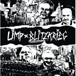 LIMP BLITZKRIEG - Wypierdalac LP