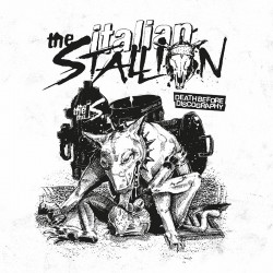 ITALIAN STALLION - Death before Disco LP