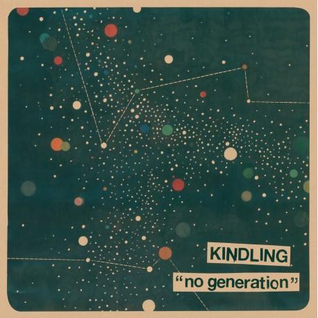 KINDLING - No Generation LP