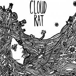 CLOUD RAT - Cloud Rat (Green) LP