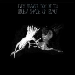 EVERY STRANGER LOOKS LIKE YOU - Bluest Shade Of Black LP