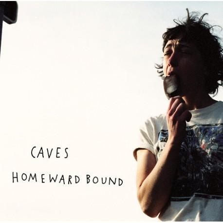 CAVES - Homeland Bound CD