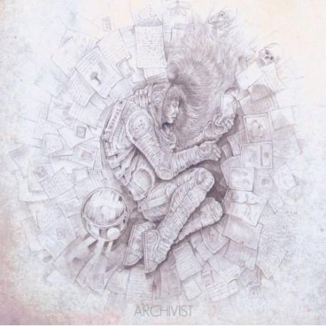 ARCHIVIST - Archivist CD