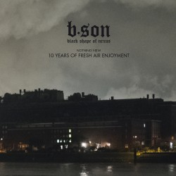 BLACK SHAPE OF NEXUS - 10 Years Of  Fresh Air Enjoyment CD