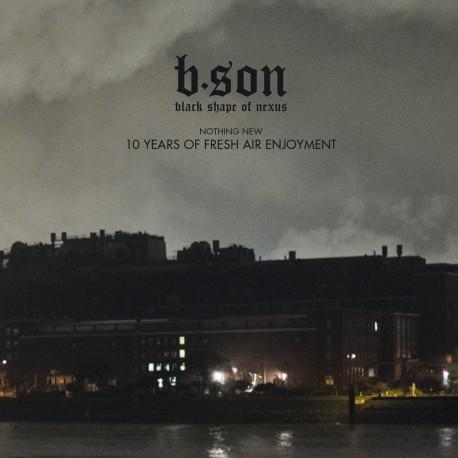 BLACK SHAPE OF NEXUS - 10 Years Of  Fresh Air Enjoyment CD