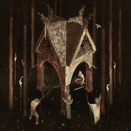 WOLVES IN THE THRONE ROOM - Thrice Woven 2xLP