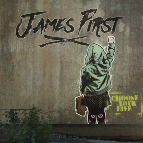 JAMES FIRST - Choose Your Life LP