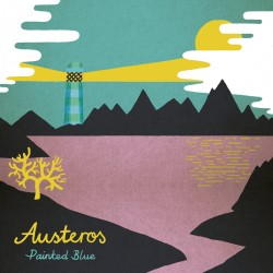 AUSTEROS - Painted Blue CD