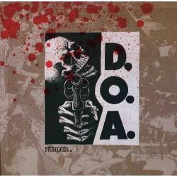 D.O.A. - Murder CD