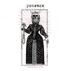 POTENCE -  L'Amour En Temps LP