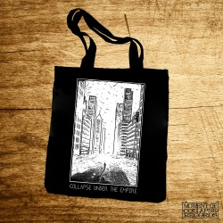 COLLAPSE UNDER THE EMPIRE - The Fallen Ones BAG (Black)