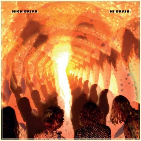 HIGH BRIAN - Hi Brain CD