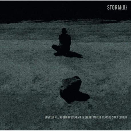 STORMO - Sospesi Nel Vuoto Bruceremo In Un Attimo CD