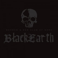 BOHREN & DER CLUB OF GORE - Black Earth 2xLP