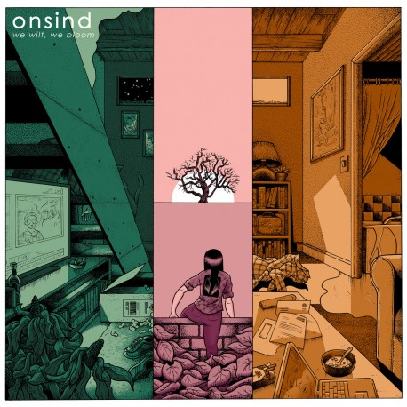 ONSIND - We Wilt, We Bloom CD