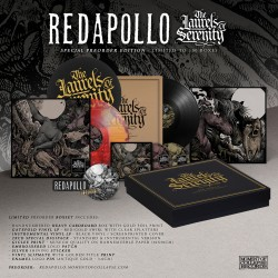 RED APOLLO - The Laurels Of Serenity LP