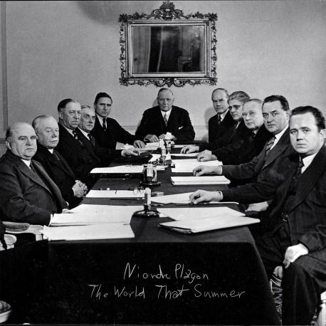 NIONDE PLAGAN / THE WORLD THAT SUMMER - Split 10''