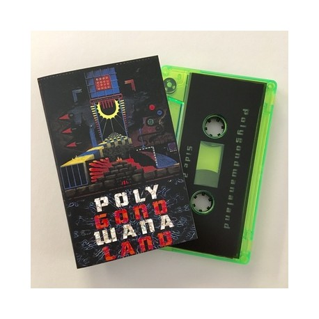 KING GIZZARD AND THE LIZARD WIZARD - Polygondwanaland TAPE