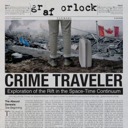 GRAF ORLOCK - CRIME TRAVELER LP