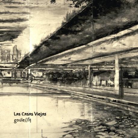 LAS CASAS VIEJAS - Goule 2xLP