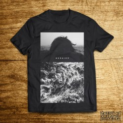 MERAINE - Ocean SHIRT (Black)