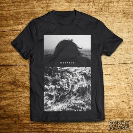 MERAINE - Ocean SHIRT (Black)
