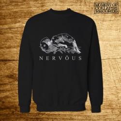 NERVÖUS - Woman SWEATER (Black)