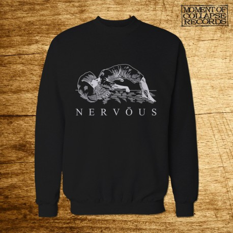 NERVÖUS - Woman SWEATER (Black)