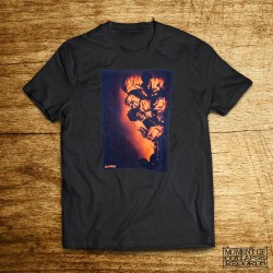 HEAVEN IN HER ARMS - Japan SHIRT (Black)