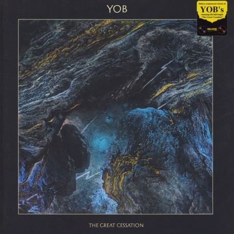 YOB - The Great Cessation 2xLP