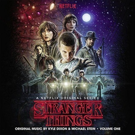 STRANGER THINGS - Original Soundtrack  Season 1, Vol.1 2xLP