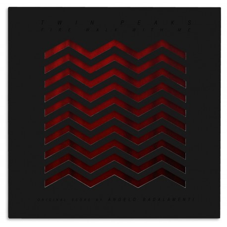 TWIN PEAKS: Fire Walk With Me - Original Soundtrack 2xLP