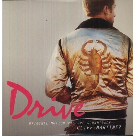 DRIVE - Original Soundtrack  2xLP