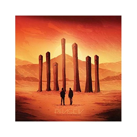 PHASE IV - Original Soundtrack LP