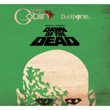 DAWN OF THE DEAD - Original Soundtrack LP (grey)