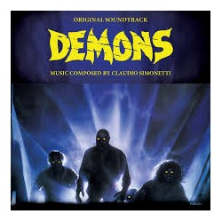 DEMONS - Original Soundtrack LP (Green)