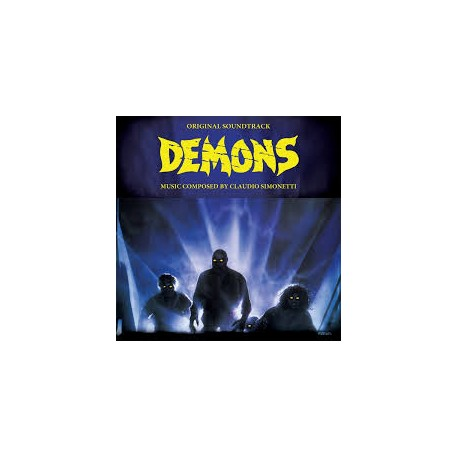 DEMONS - Original Soundtrack LP (Green)
