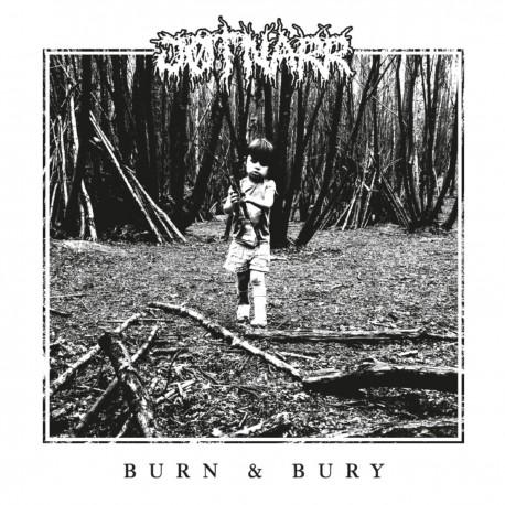 """JOTTNAR - Burn And Bury 12"""""""
