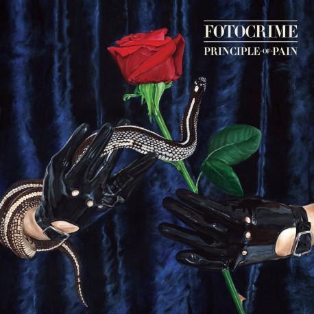 FOTOCRIME - Principle Of Pain LP