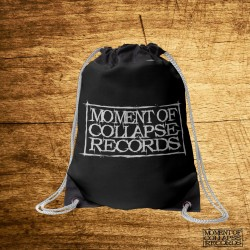 MOMENT OF COLLAPSE RECORDS - Logo BAG