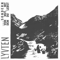 LYVTEN - Sondern Vom Mut, Mit Dem Du Lebst LP