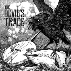 THE DEVILS TRADE - What Happened To The Little Blind Crow LP