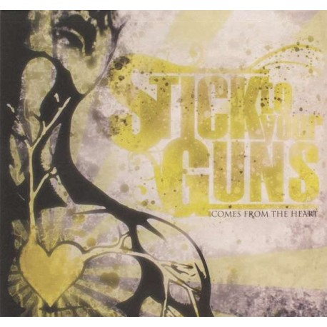 STICK TO YOUR GUNS - Come From The Hearts LP